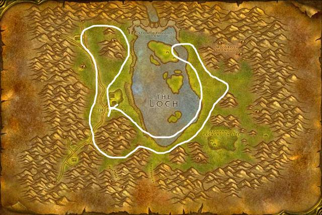 魔兽世界怀旧盲目草的作用图片