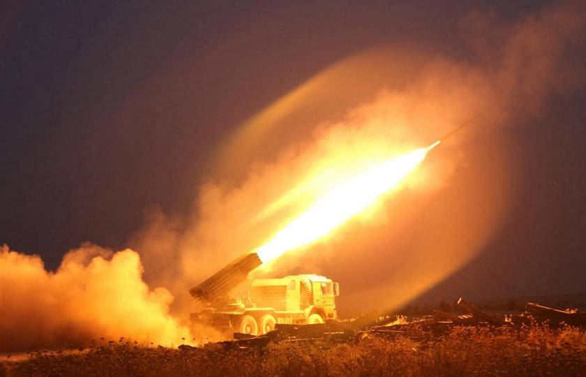 叙利亚防空系统出现响声,击落了多枚导弹,战斗民族这次真火了