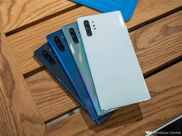 霸榜DxOMark 三星Galaxy Note 10+ 5G明天发布