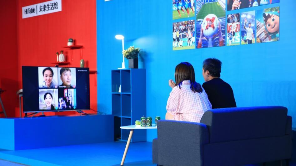 海信社交电视的激进和创想:鸡蛋从里面打破才是生命