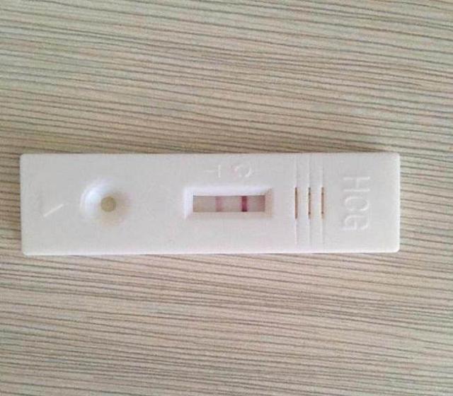 验孕棒测孕的原理是什么_验孕棒什么是怀孕图片