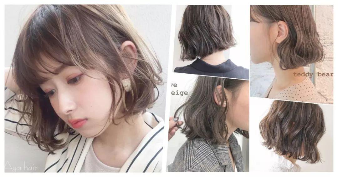 2019日本女生讨论度最高发型'不过肩朴子烫',好看又时髦