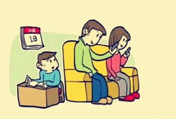 科学研究:孩子最不喜欢四类家长,希望你不在其中