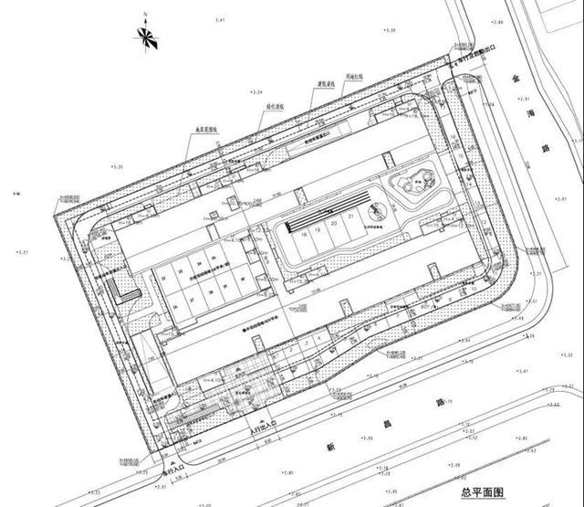 金华九钟平面图