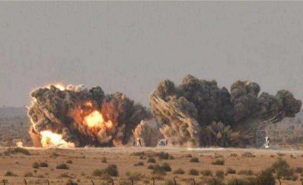 <b>印巴激战,印度碉堡一个个被摧毁:巴铁红箭8导弹大展神威</b>
