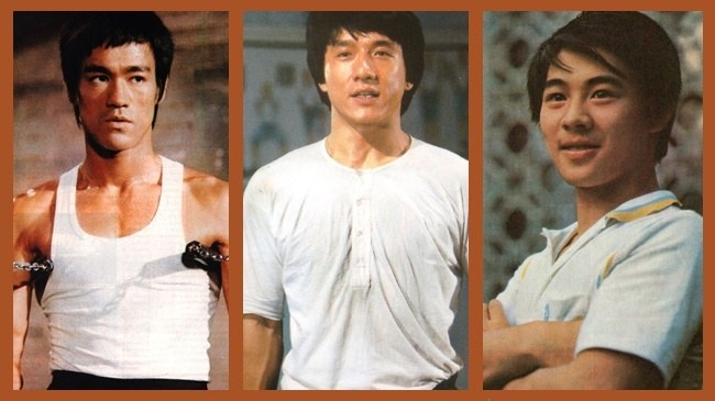 成龙VS李连杰,你更喜欢谁的武打动作?