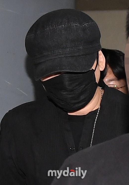 YG娱乐公司原代表梁铉锡涉嫌赌博等多项犯罪被禁止出国