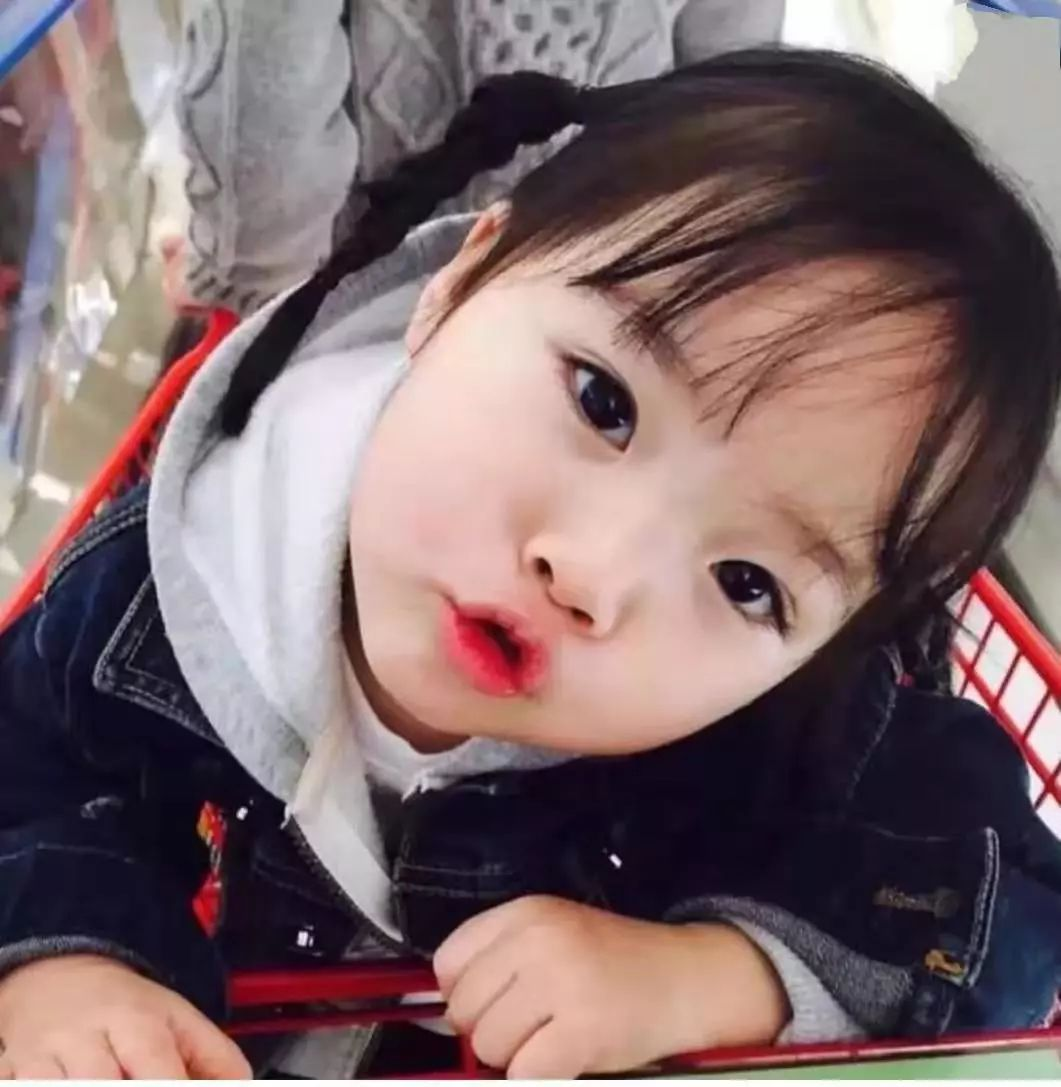 權律二萌娃圖片高清可愛超萌 韓國超火萌娃權律二圖片大全