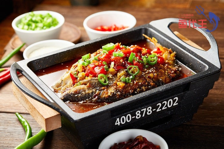 将小份烤鱼美食品牌真正做出了顶点.武汉精髓美食图片