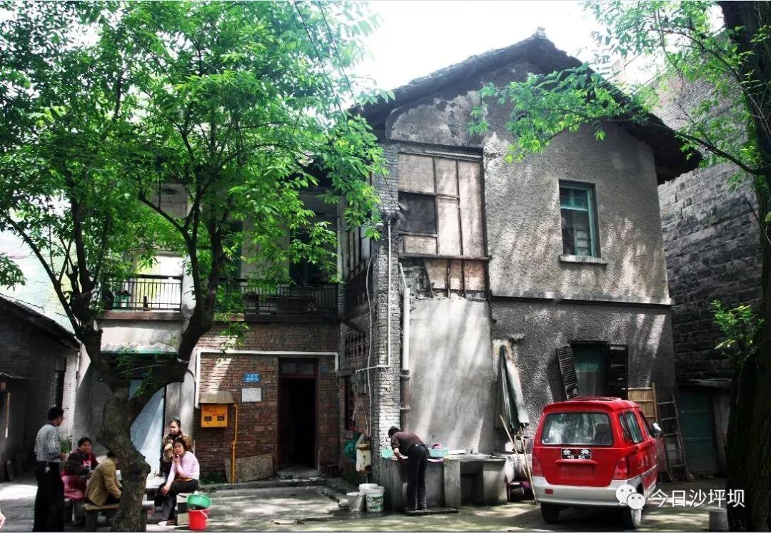 画面太美 手绘山洞传统风貌区,留下独特城市记忆