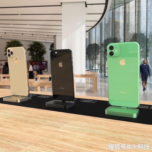 今年想使用iPhone 5G网络不要想了,而且还是刘海屏手机