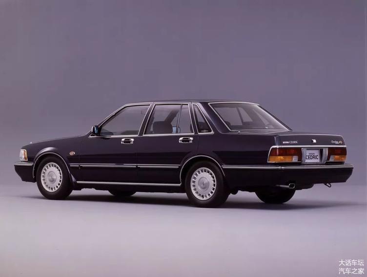 丰田皇冠的老对手,不能说的老爷车,日产公爵
