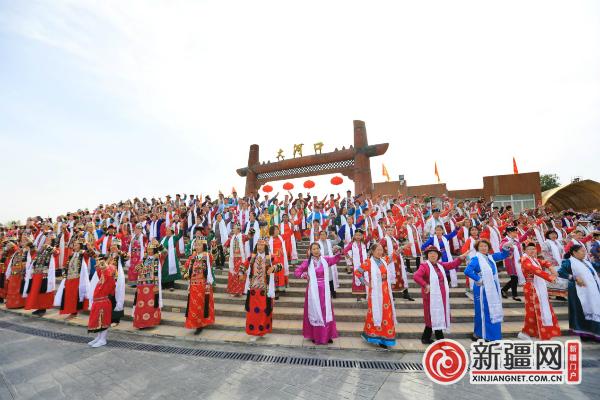 """新疆博湖开启""""大湖文化""""文旅新品牌"""