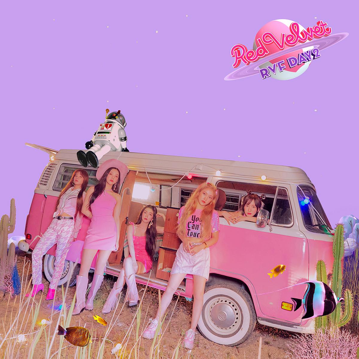 Red Velvet《Umpah Umpah》榮登iTunes全世界36個國家和地區一位!