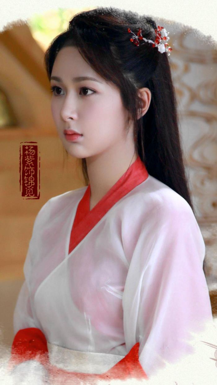 以为范冰冰 赵丽颖 杨幂都是古装美女,但她才是古装的美中极品