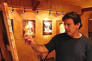 美国艺术家斯科特·马特林Mattlin简介和作品欣赏