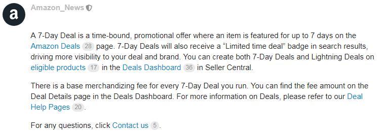 亚马逊推出新促销活动,一个ASIN收费300美元!