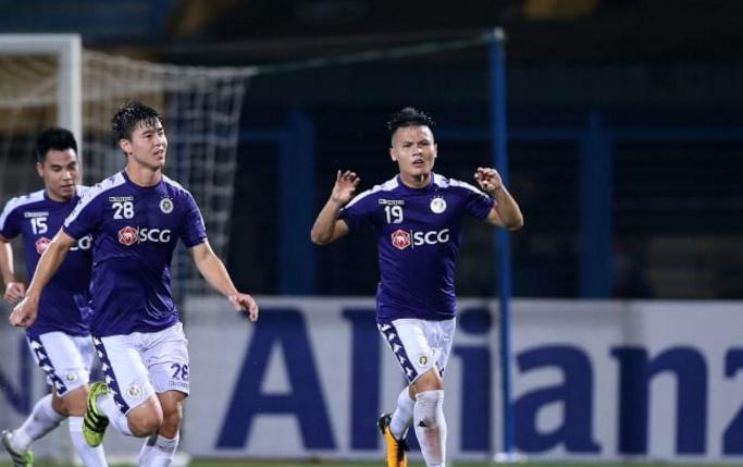 亚协杯阮光海2球助河内主场胜,国足或又添一个强劲的对手