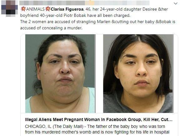 少妇自拍嫩b_芝加哥母女电线勒毙19岁少妇再剖肚夺婴,撑3个月