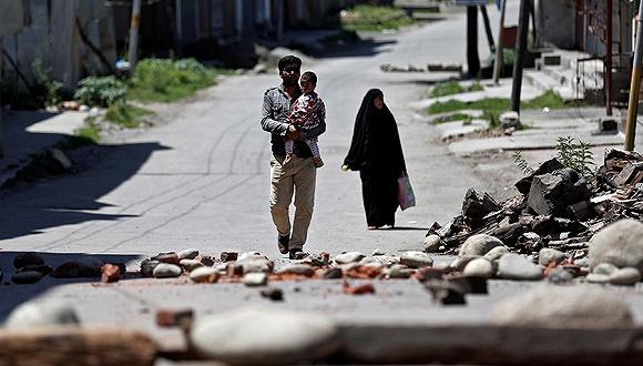 印巴停火线附近再次交火致9死,巴基斯坦考虑诉诸联合国法院_特朗普