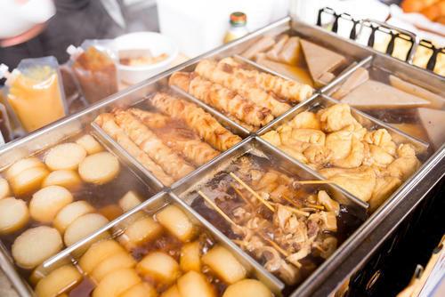 关东煮的基本食材和组合食材是什么?从关东煮的由来来讲讲