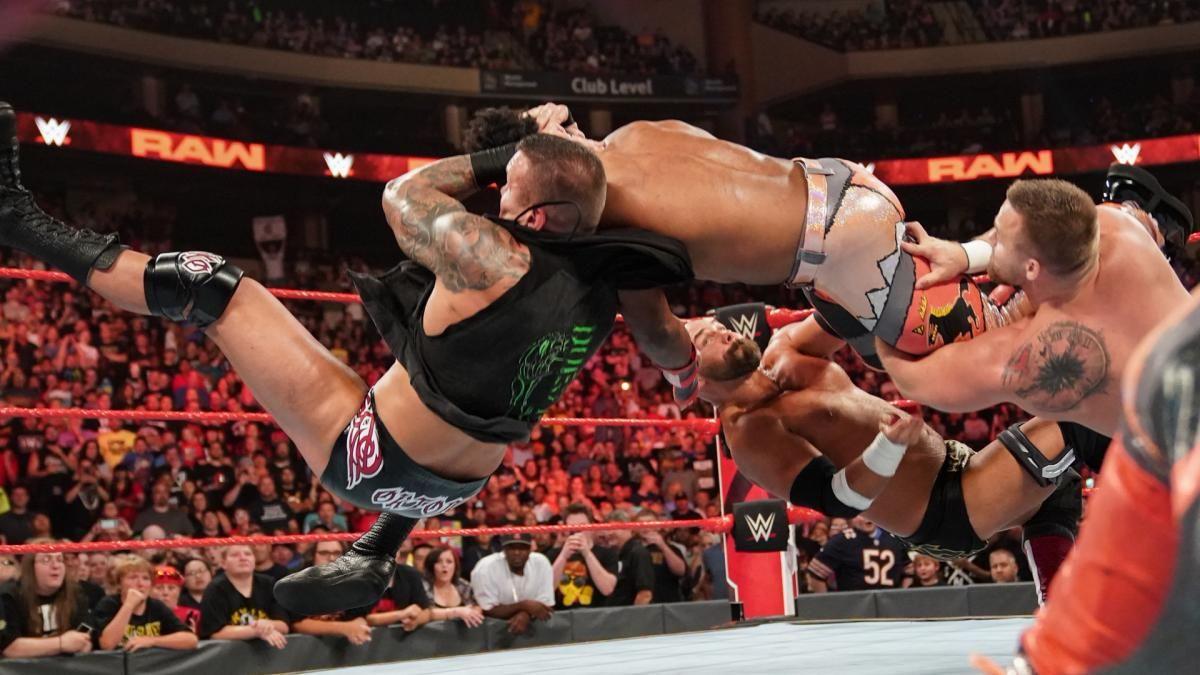 WWE摔小辉新闻兰迪奥顿与复兴队已形成新的反派团体