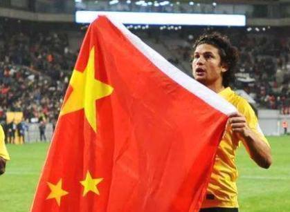 埃尔克森入选国足,中国体育迎来归化潮!
