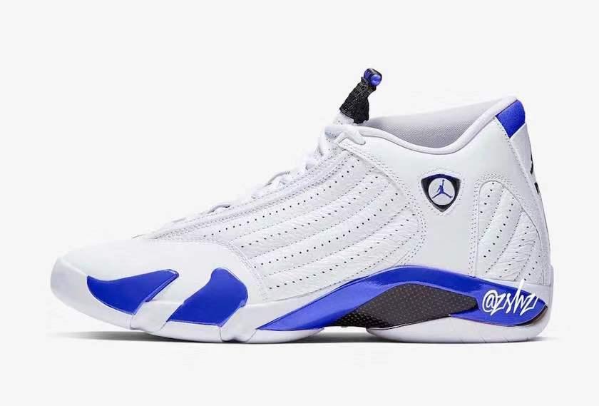 这双鞋的颜值能与 Supreme 联名比比吗?Air Jordan 14 皇家蓝明年登场!