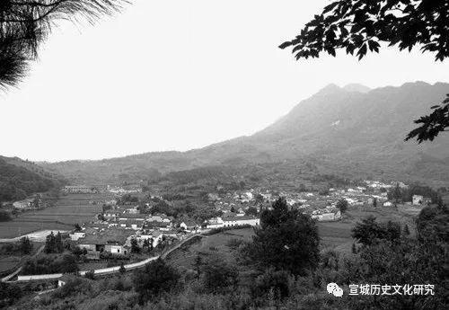 泾县东乡榔桥区域移民风波_朱子典