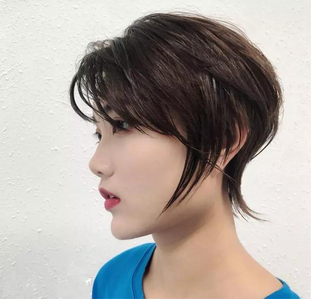 """中系、日系、韩系""""露耳超短发""""大集锦,你最爱哪一种?"""