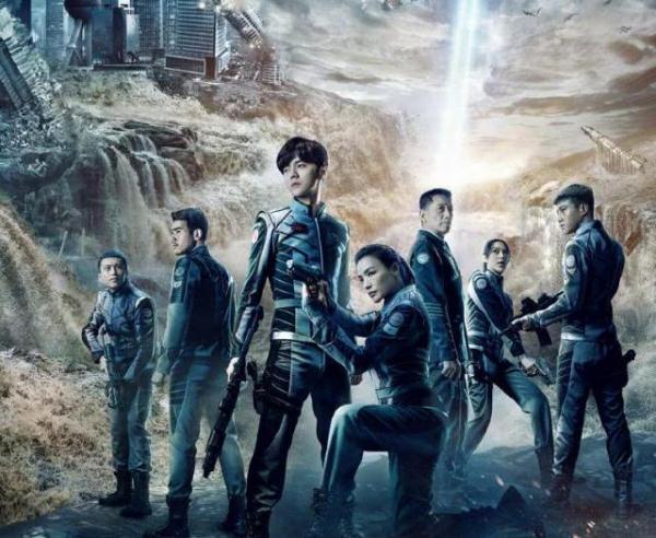 《上海堡垒》上映8天低调下架?滕华涛称用错了鹿晗,太过分了吧