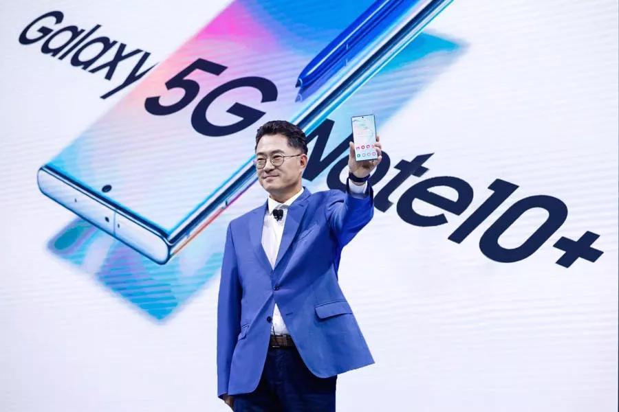 权桂贤发布,张朝阳站台:这才是5G安卓机皇