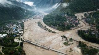 汶川暴雨致7人遇难 24人失联 1名消防员牺牲
