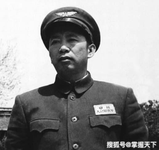 他是林彪第一心腹, 却一生无污点, 追悼会的规格空前绝后