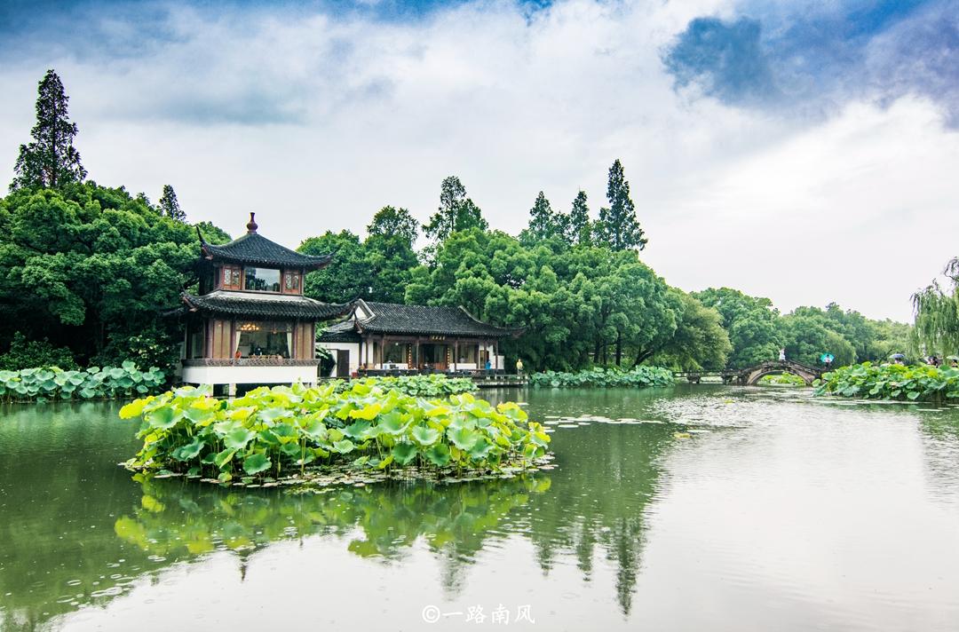 南方存在感最强的旅游城市,一年四季游人如织,就在浙江!
