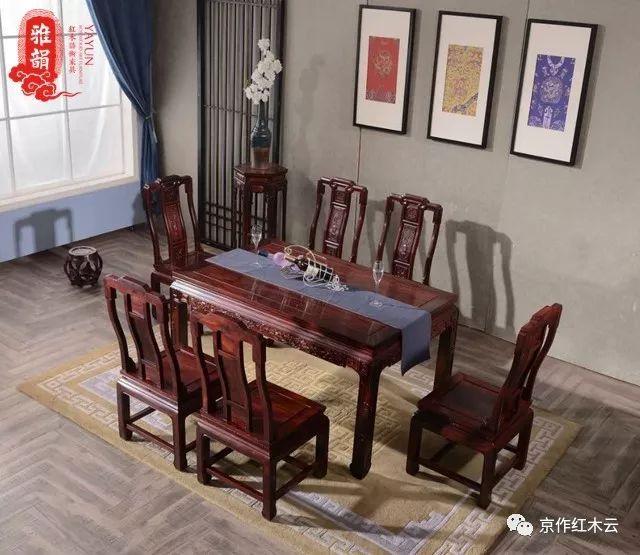 红木家具的表面需不需要用玻璃板?