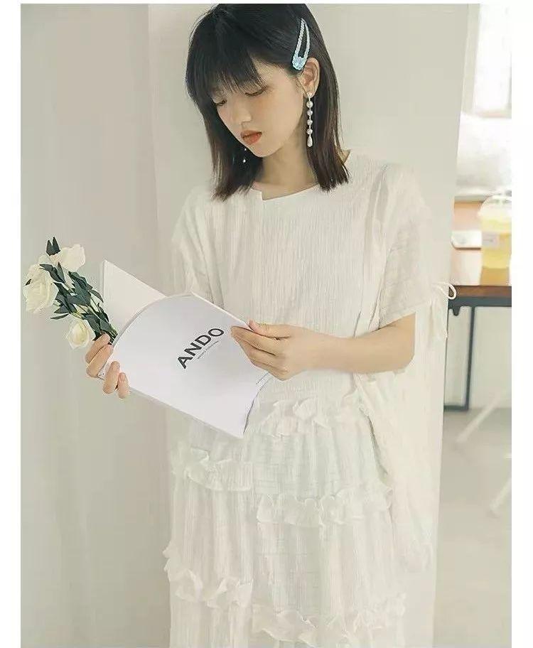 这些白裙子,每一件都超喜欢超喜欢超喜欢……_eyjmti