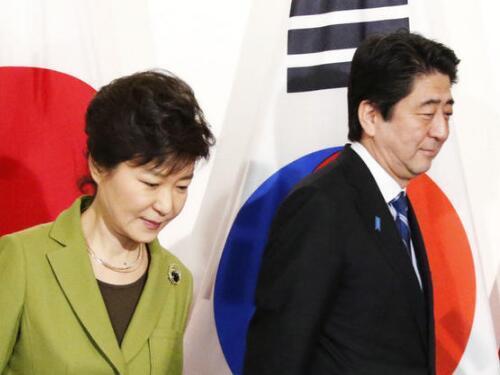 韩国不再续签韩日 军情协定 ,到底意味着什么