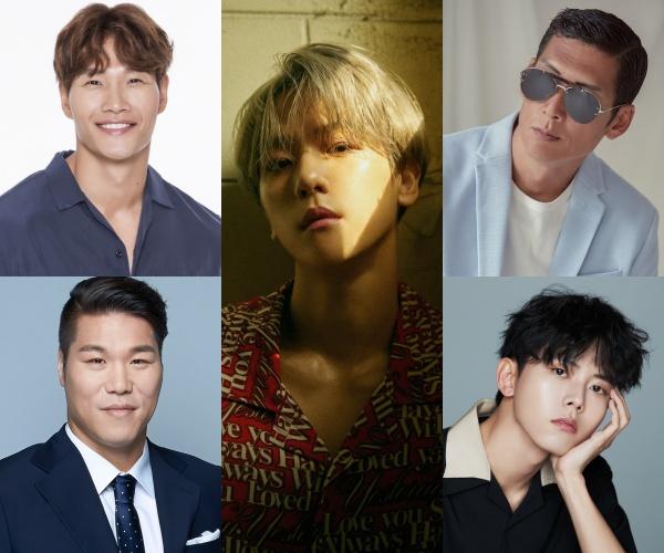 伯贤徐章勋朴俊亨金钟国朱宇宰确定出演JTBC中秋特辑《奇怪的五兄弟》 2019-08-22 10:42