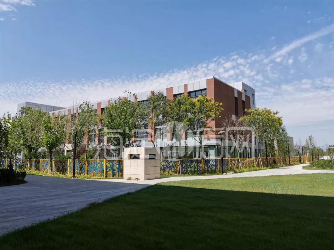 海淀北部最大教育综合体建成