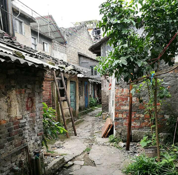 桂林西巷开街进入倒计时 靖江王府旅游区逐渐完善