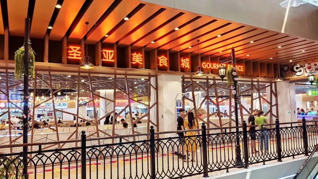晋城红星街一美食城盛大开业,狂送3天!快挤疯了!