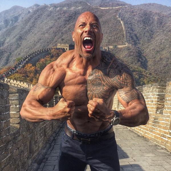 2019年全球收入最高男演员公布 巨石强森登顶