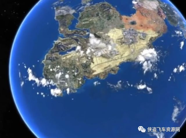 《GTA6》地图疑似曝光,或在未来世界,超科技从这里就能看出来