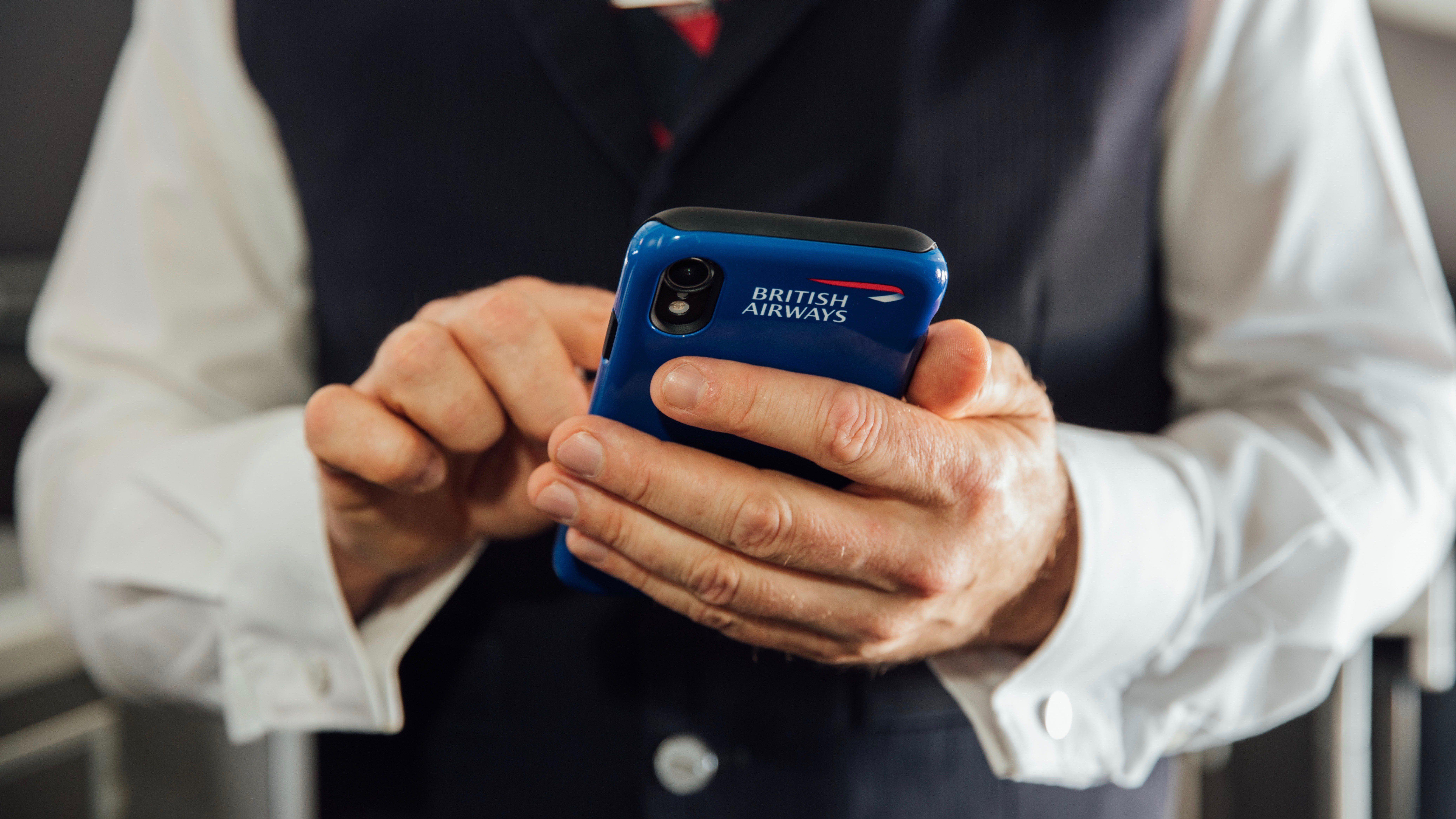 英国航空为提升服务质量,为15000名机组人员每人购买一部 iPhone XR