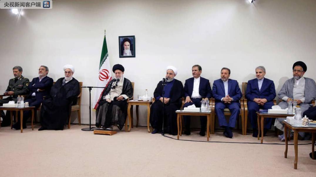 继续对伊朗进行制裁 不利于地区安全稳定