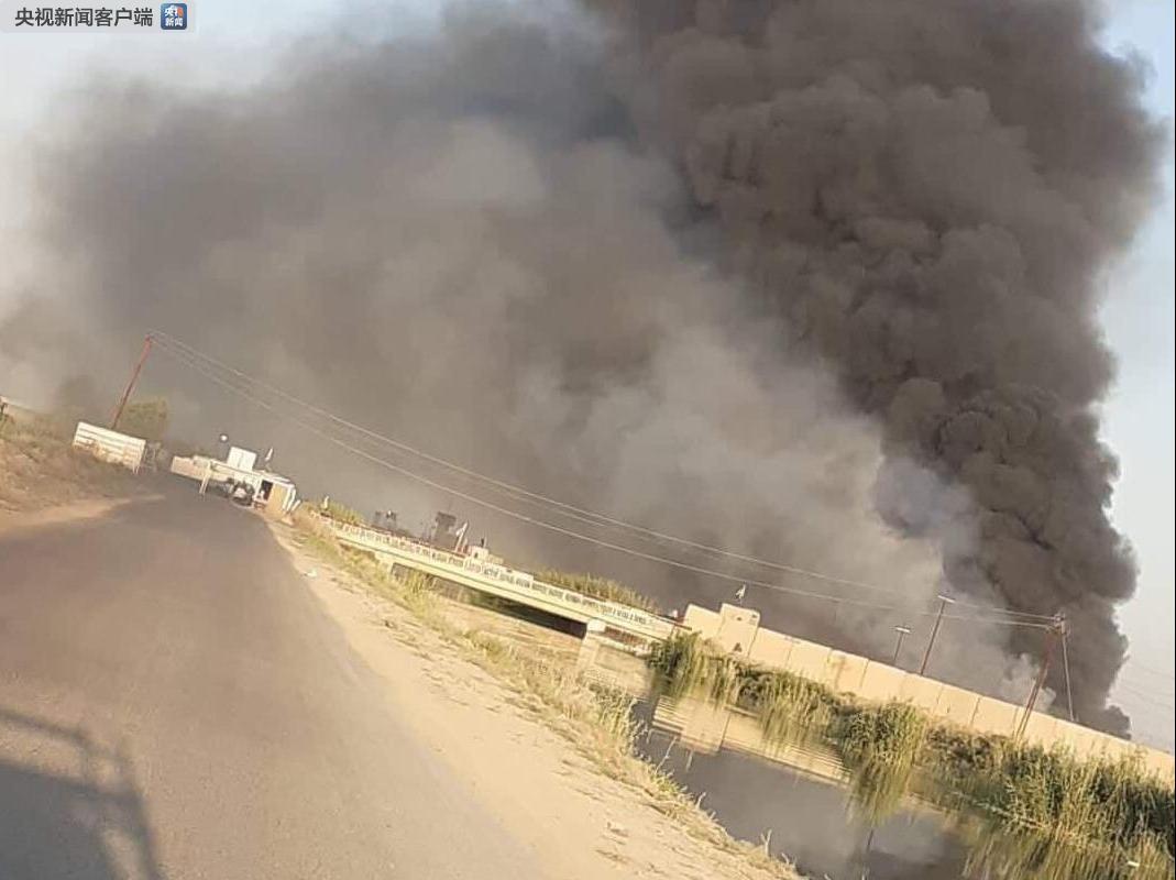 伊拉克什叶派民兵武装指责美以需为军火库爆炸负责