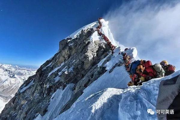 CNN双语新闻 | 因珠峰拥堵致多人遇难被批
