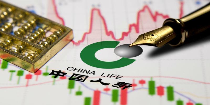 投资收益大幅增加+税前扣除调整 中国人寿上半年净利润增长128.9%