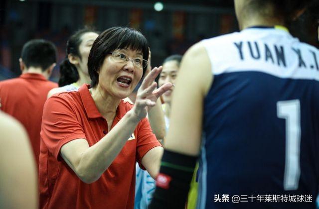 郎平这招太高明!为在东京卫冕奥运金牌 对中国